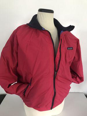 Patagonia warm fleece inside jacket, size 12 women's for Sale in Everett, WA