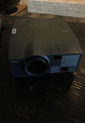 NEC Projector MT1055 for Sale in Chesapeake, VA