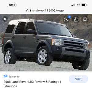 LAND ROVER LR3 for parts or as whole for Sale in Hernando Beach, FL