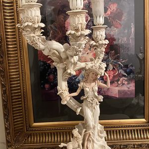 Antique Italian Lamp for Sale in Los Angeles, CA