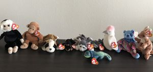 Multiple TY Beanie Babies for Sale in Fort Lauderdale, FL
