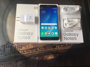 SAMSUNG GALAXY NOTE 5 64GB GSM UNLOCKED EXCELLENT CONDITION!!! for Sale in Des Plaines, IL