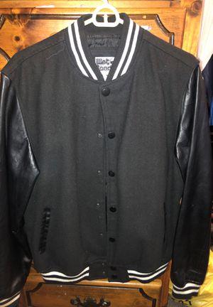 Black men's jacket for Sale in La Puente, CA