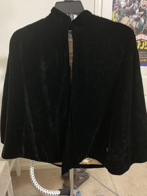 Victorian company Hopeless romantic velvet Shawl for Sale in Sicklerville, NJ