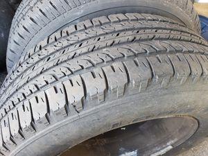 G.f. Goodrich 235 70 r17 6 tires for Sale in Kenneth City, FL