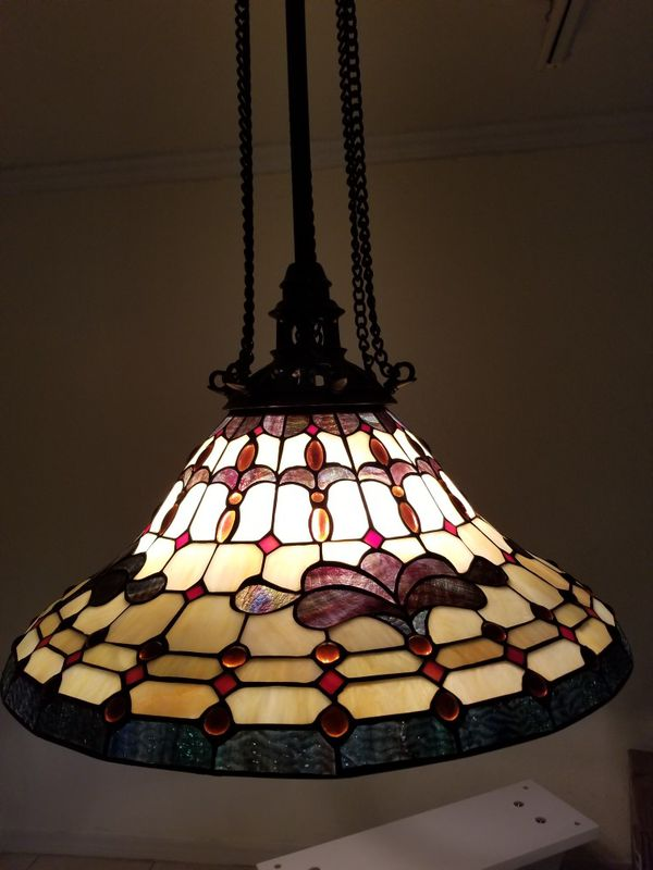 Ceiling Lamp Tiffany style chandelier