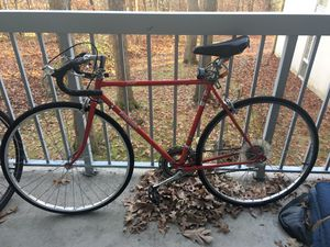 Road bike Red Panasonic. for Sale in Arlington, VA