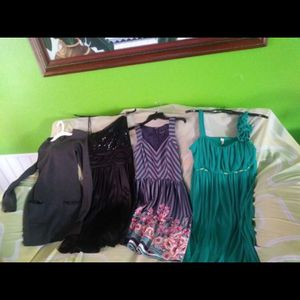 Great deal take all for $15.00 firm they all fit a size medium for Sale in Hesperia, CA