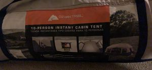 Cabin tent for Sale in Twin Falls, ID