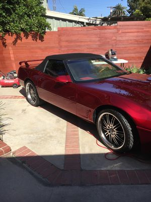 Red Corvette for Sale in Santa Ana, CA
