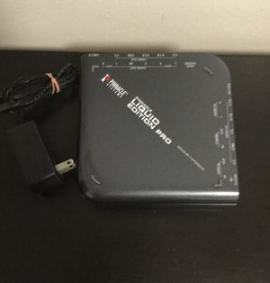 PINNACLE LIQUID EDITION PRO DV-1394 VIDEO/AUDIO EDITING HARDWARE BREAKOUT BOX for Sale in Brooklyn, NY