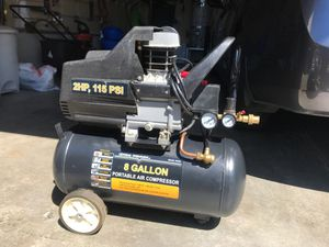 2hp air compressor for Sale in Olympia, WA