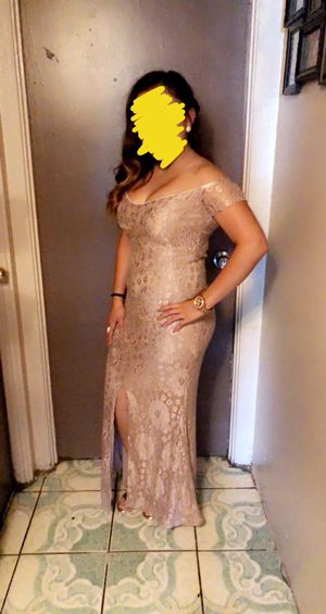 Taupe Lace Dress for Sale in City of Industry, CA