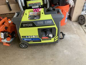 Ryobi quiet generator for Sale in Fresno, CA