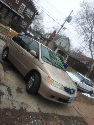 02 Honda oddessy minivan for Sale in St. Louis, MO