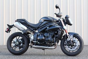 Triumph 2012 Speed Triple 1050 Running Motorcycle for Sale in Fontana, CA