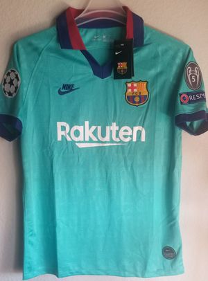 {link removed} Barcelona third Jersey original for Sale in Phoenix, AZ