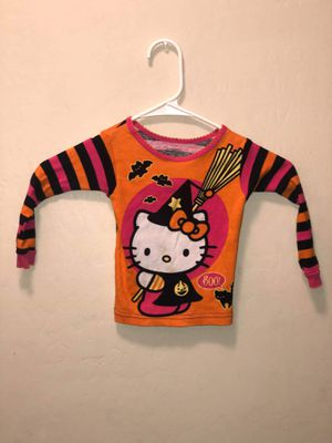 2T Hello Kitty Long Sleeve Top for Sale in Tolleson, AZ