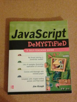Javascript for Sale in Gaithersburg, MD