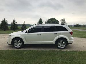 White 2012 Dodge Journey R/T AWD for Sale in Grand Rapids, MI