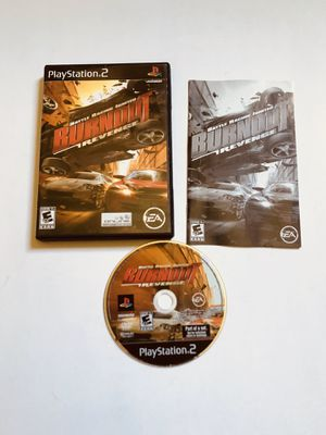 Burnout Revenge PlayStation 2 Ps2 for Sale in Long Beach, CA
