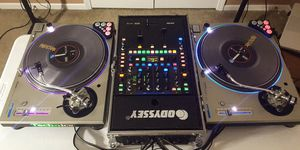 We repair technics 1200 turntable for Sale in Charlotte, NC