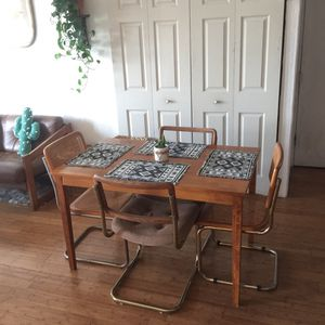 Cute Boho Dining Table for Sale in Chula Vista, CA