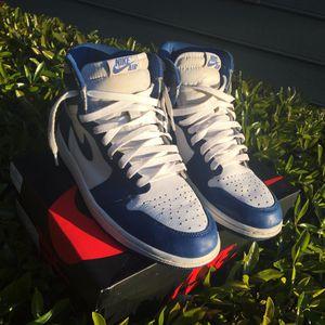 Air Jordan 1 Retro high Og 'Storm Blue ' for Sale in Jonesboro, GA