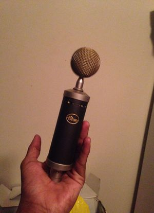 Blue Bird Microphone For Sale for Sale in Columbus, OH