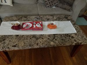 Marble coffee table for Sale in Takoma Park, MD