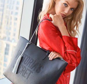 Victorias Secret Laser Cut Logo Tote Bag for Sale in Los Angeles, CA