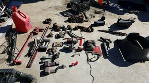 Jeep parts miscellaneous stuff farm jack for sale make offer for Sale in Imperial Beach, CA
