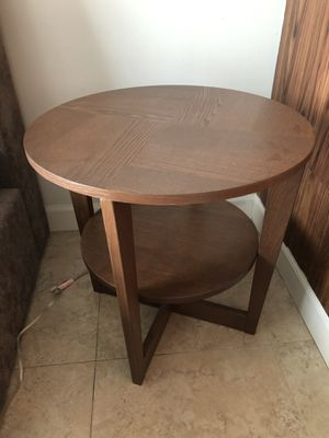 IKEA Table round multi use for Sale in Doral, FL