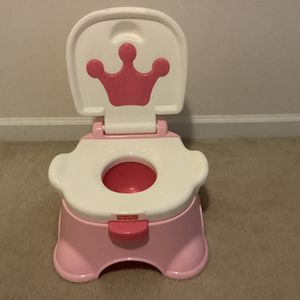 Fisher Price Potty Chair. Like New. $15 for Sale in Powder Springs, GA