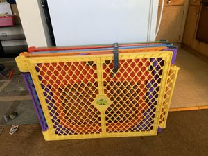 Toddler gate for Sale in Daly City, CA
