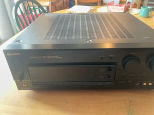 Sony FM-AM Stereo Receiver for Sale in Sandy, OR
