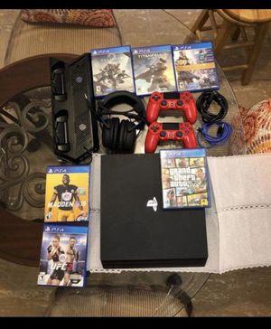 PS4 pro for Sale in Auburn, WA