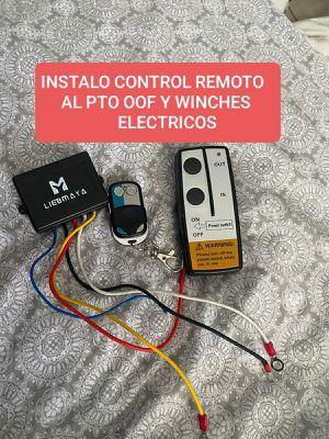 CONTROL REMOTO ELECTRICIDAD AUTOMOTRIZ for Sale in North Miami Beach, FL