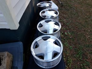 89 to 99 z71 rims for Sale in New Albany, MS