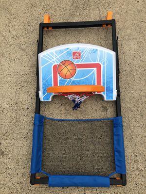 Little Tykes over the door basketball hoop for Sale in Murrysville, PA