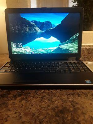 """DELL Latitude E6540 15"""" Notebook PC, Platinum Silver Laptop, Intel Core i5, 4GB RAM, Like NEW, $220 obo for Sale in Mesa, AZ"""