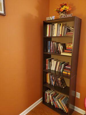 Bookshelves, Desk, Accent Pieces for Sale in Atlanta, GA