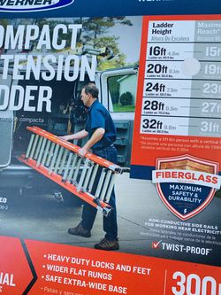 Extensión Ladder 19ft for Sale in Las Vegas,  NV