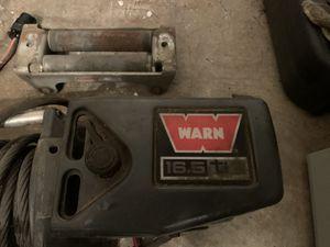 Warn 16.5ti winch for Sale in Buckley, WA