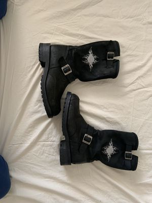 Harley Davidson Riding Boots, Men's 11 for Sale in Maricopa, AZ