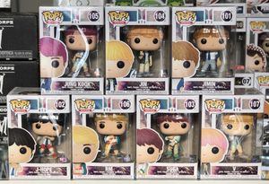 Funko Pop - BTS - FULL SET of x7 for Sale in Rowland Heights, CA