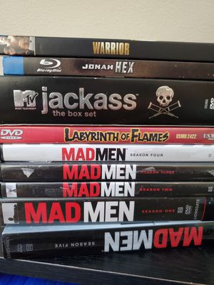 Blu ray and Dvd and TV series for Sale in Huntersville, NC