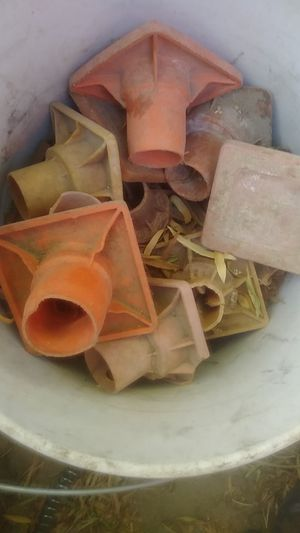 Bucket of rebar caps for Sale in Las Vegas, NV