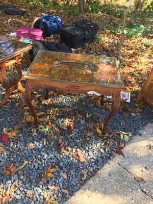 Antique coffee table for Sale in Arlington, VA