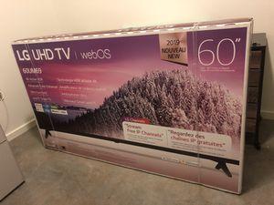 """60"""" LG tv for Sale in Spokane, WA"""